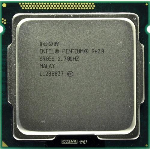 Intel Pentium® G630