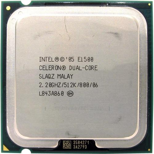 Intel Celeron E1500