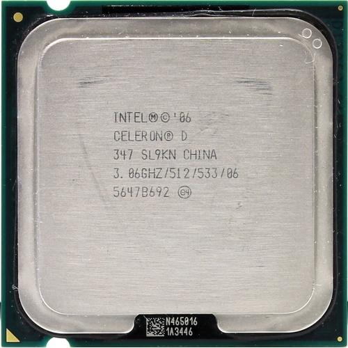 Intel Celeron D 347