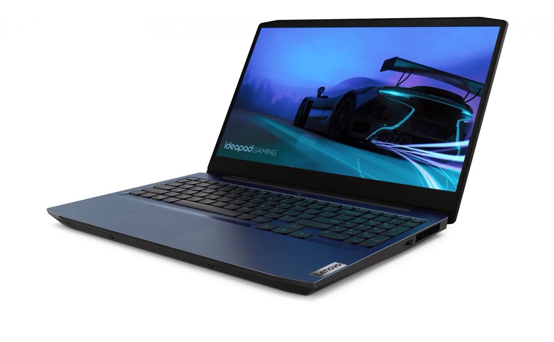 Lenovo Gaming 3 15IMH05 Blue