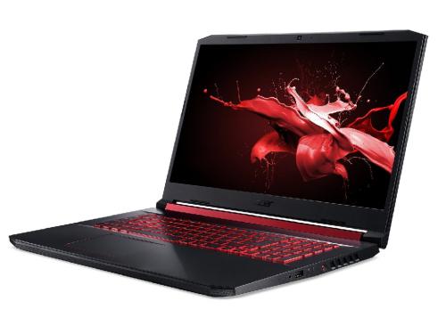 Acer Nitro  AN515-54 Obsidian
