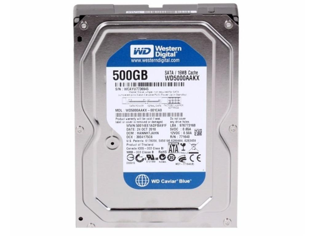 Western Digital 500GB 3.5
