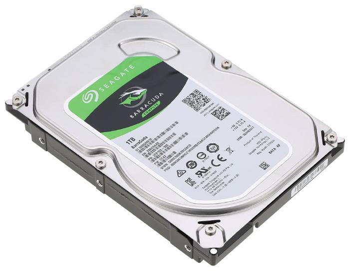 Seagate 1.0 TB 3.5  ST1000DM010 BarraCuda