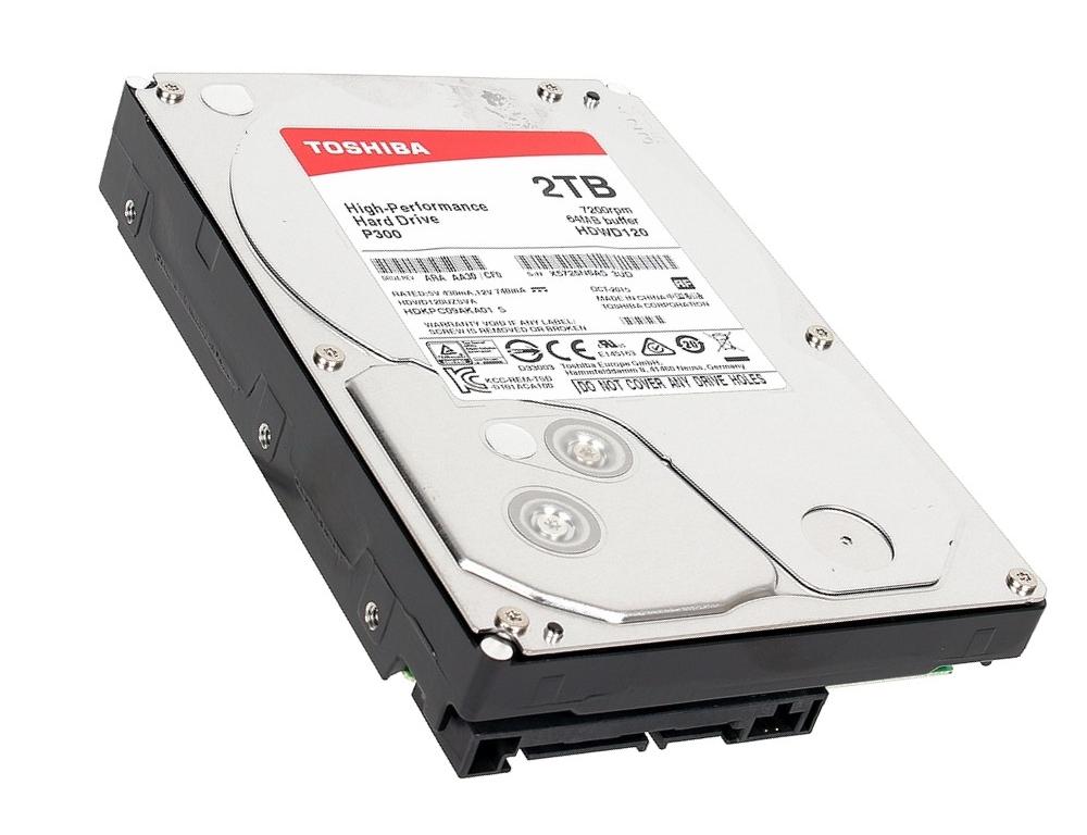 Toshiba 2.0TB 3.5