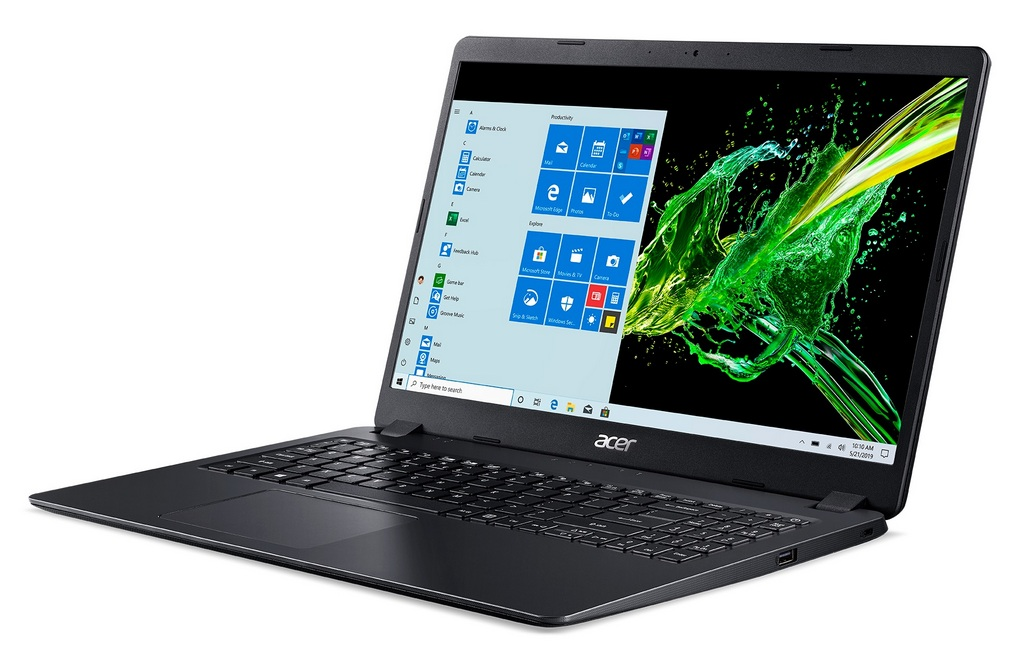 Acer Aspire A315-56 Shale Black (NX.HS5EU.00PX)