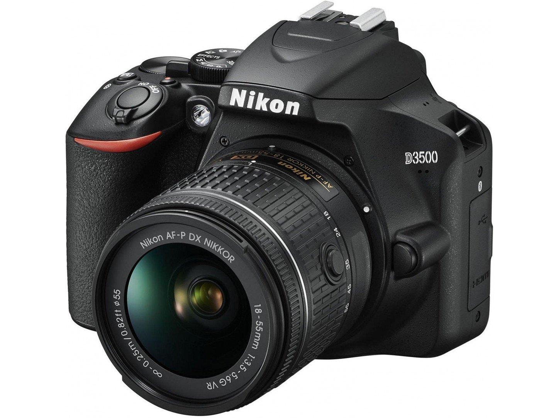 NIKON D3500 kit AF-P 18-55VR