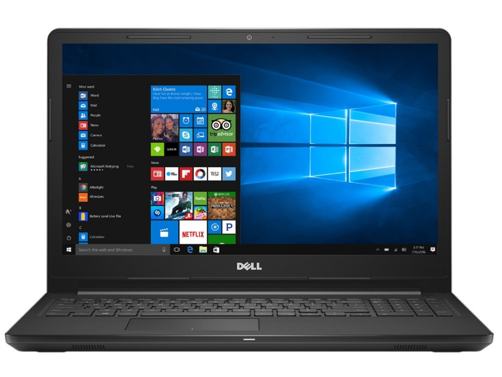 DELL Inspiron 15 ICL 3000 Black (3501)